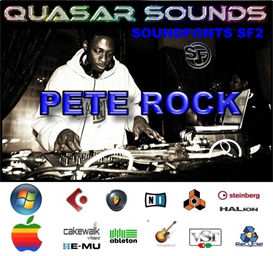 Pete Rock Kit - Soundfonts Sf2 | Music | Soundbanks