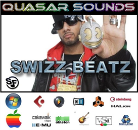 swizz beatz kit - soundfonts sf2
