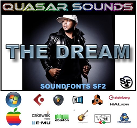 the dream kit - soundfonts sf2
