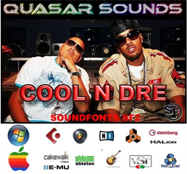 cool n dre kit - soundfonts sf2