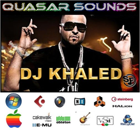 dj khaled kit - soundfonts sf2