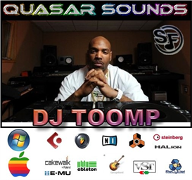 dj toomp kit - soundfonts sf2