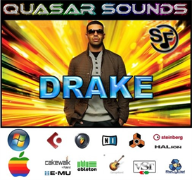 drake kit - soundfonts sf2