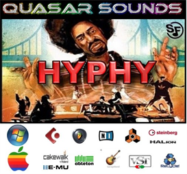 hyphy drum kit - soundfonts sf2