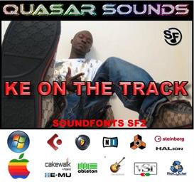 K.E On The Track Kit - Soundfonts Sf2 | Music | Soundbanks