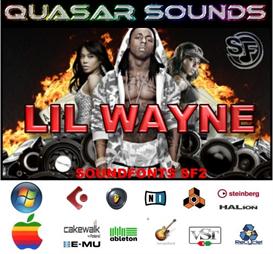 Lil Wayne Kit - Soundfonts Sf2 | Music | Soundbanks