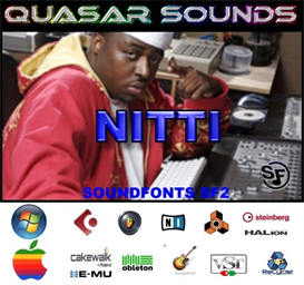 nitti kit - soundfonts sf2