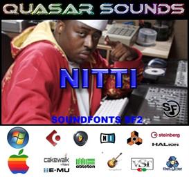 Nitti Kit - Soundfonts Sf2 | Music | Soundbanks