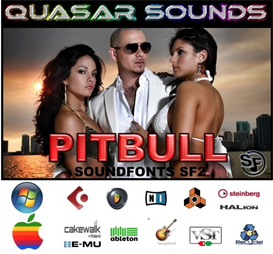 pitbull kit - soundfonts  sf2