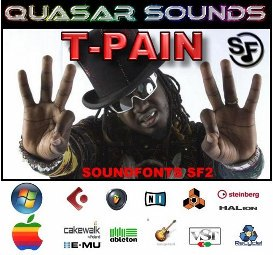 T-Pain Kit - Soundfonts Sf2 | Music | Soundbanks