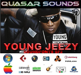 Young Jeezy Kit - Soundfonts Sf2 | Music | Soundbanks