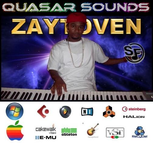 Zaytoven Kit - Soundfonts Sf2