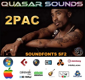 2pac kit - soundfonts sf2