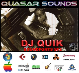 dj quik kit - soundfonts sf2