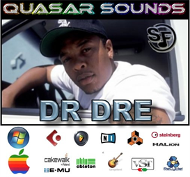 dr dre kit - soundfonts sf2