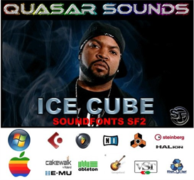 ice cube kit - soundfonts sf2