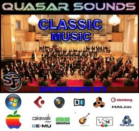 classic music -  soundfonts sf2