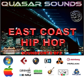 East Coast Hip Hop - Soundfonts Sf2 | Music | Rap and Hip-Hop