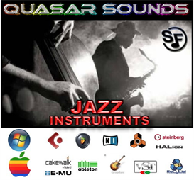 jazz instruments - soundfonts sf2