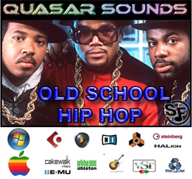 old school hip hop kit - soundfonts sf2