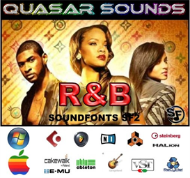 r&b instruments - soundfonts sf2
