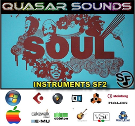 Soul Instruments - Soundfonts Sf2 | Music | R & B