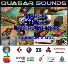 World & Ethnic Instruments - Soundfonts Sf2 | Music | World