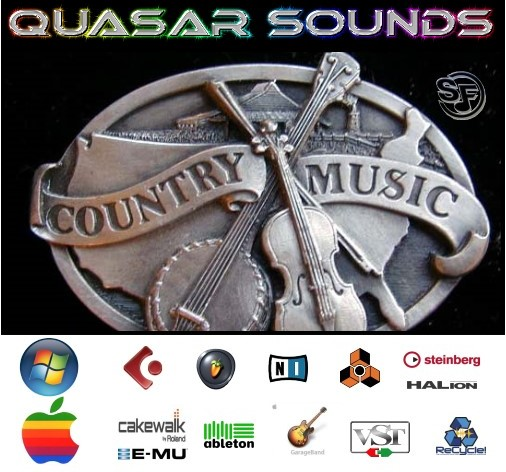 Country - Western Instruments - Sf2
