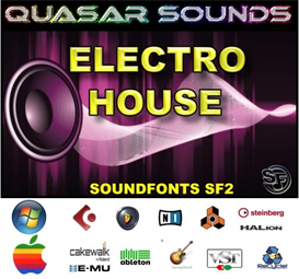 electro house - soundfonts sf2