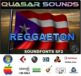 reggaeton - soundfonts sf2