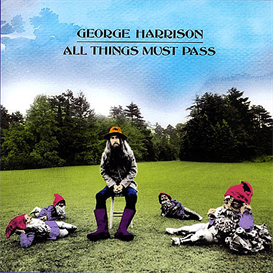 george harrison all things must pass (2001) (rmst) (extra tracks) 320 kbps mp3 album