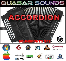 accordion soundfont instrument