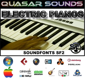 electric piano soundfonts instruments