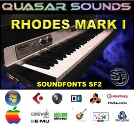 fender rhodes mki soundfont instrument