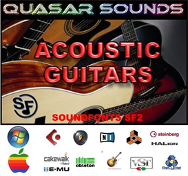 acoustic guitars soundfonts instruments