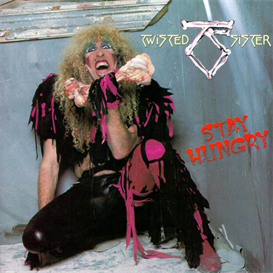 twisted sister stay hungry (1984) 320 kbps mp3 album
