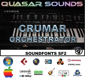 crumar orchestrator - soundfonts sf2