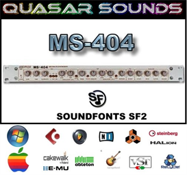 doepfer ms-404  - soundfonts sf2