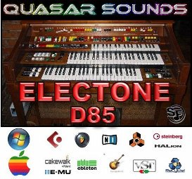 electone d85 - soundfonts sf2