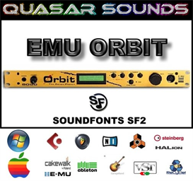 emu orbit soundfont sf2