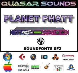 emu planet phatt soundfont sf2