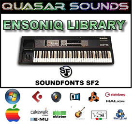 ensoniq eps library - soundfonts sf2