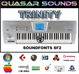 korg trinity  soundfonts sf2