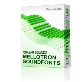 mellotron  soundfonts sf2