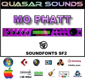 emu mo phatt  soundfonts sf2