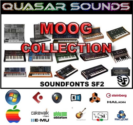 moog  soundfonts sf2