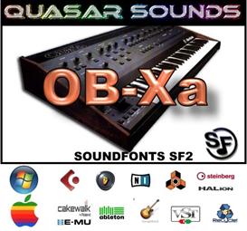 oberheim ob-xa   soundfonts sf2
