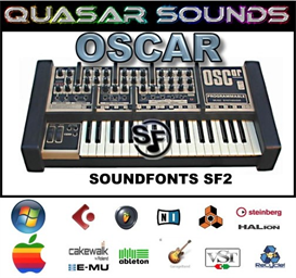 oscar  -  soundfonts sf2