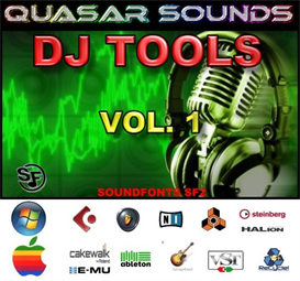 dj tools vocals & hits vol.1  -  soundfonts sf2