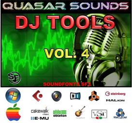 Dj Tools Vocals & Hits Vol.4  -  Soundfonts Sf2 | Music | Dance and Techno